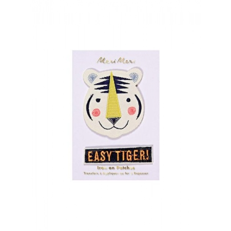 Αυτοκόλλητα Θερμότητας Easy Tiger - ΚΩΔ:158671-JP