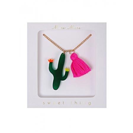 Cactus Κολιέ - ΚΩΔ:143839-JP