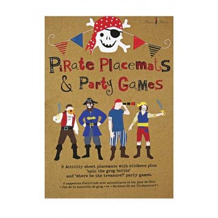 Pirate Πακέτο Δραστηριοτήτων - ΚΩΔ:45-0914-JP