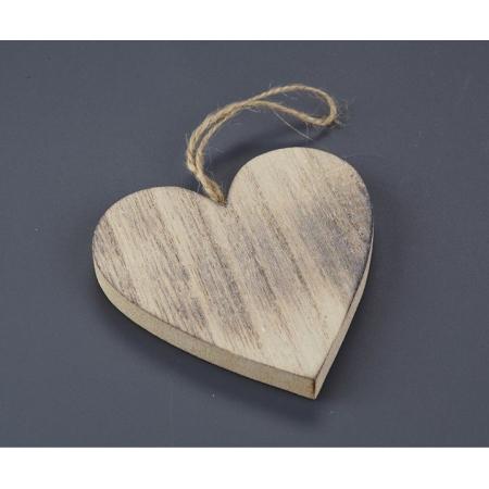 Ξύλινη καρδιά - ΚΩΔ: ZL15C632E