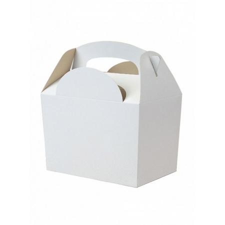 ΚΟΥΤΙ PARTY BOX ΣΕ ΛΕΥΚΟ ΧΡΩΜΑ - ΚΩΔ:1-GS-116-JP