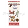 Wall Sticker Cowboy - ΚΩΔ:45-0298-JP