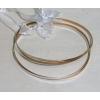 Στεφανα Γαμου Οικονομικα - Ασημι - Rose Gold - Σετ 2 Τεμ. Με Στεφανοθηκη - ΚΩΔ:7978-123