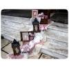 ΣΤΟΛΙΣΜΟΣ ΒΑΠΤΙΣΗΣ VINTAGE ΝΕΡΑΙΔΑ - ΠΡΟΦΗΤΗΣ ΗΛΙΑΣ -ΠΥΛΑΙΑ - ΚΩΔ:NER-1205