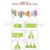 Ασημι Χαρτινες Φουντες Για Γιρλαντες - ΚΩΔ:Tg1-018M-Bb
