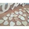 Καρδια Ξυλινη Φυσικη 3Cm - ΚΩΔ:Jk10-Rn