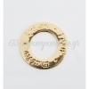 Χρυσος Κυκλος Με Ευχες - ΚΩΔ:M41X-Rn