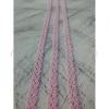 Κορδελα Βαμβακερη Δαντελα Ροζ - 8Μμ Χ 9,14Μ - ΚΩΔ:A12-Rn