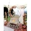 Στολισμος Βαπτισης Κυκνος - Ιερος Ναος Παναγιας Παναγουδας - Περιστερα - ΚΩΔ:Swan-2208