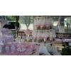 Στολισμος Γαμοβαπτισης Αγ. Βαρβαρα Παυλου Μελα Με Καρδιες Και Κισσους - ΚΩΔ.: Krd845