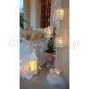 Στολισμος Γαμου Με Δαντελες Και Φαναρια - Χαριλαου - ΚΩΔ.: Sg536