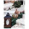 Στολισμος Γαμου Με Αληθινα Φυλλα Ελιας - Αγ. Νικολαος Κρηνης- ΚΩΔ: Elia-1218