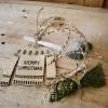 ΜΠΟΜΠΟΝΙΕΡΑ ΞΥΛΙΝΟ ΠΟΥΛΟΒΕΡ ΣΕ ΦΥΣΙΚΟ ΧΡΩΜΑ MERRY CHRISTMAS ΚΑΙ ΠΡΟΣΚΛΗΣΗ ΜΑΖΙ - ΚΩΔ:MPO-6308