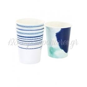 Χάρτινο Ποτήρι Coastal 12τμχ - ΚΩΔ:COAST-CUP-JP