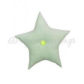 Μαξιλάρι Αστέρι mint - ΚΩΔ:157870-JP