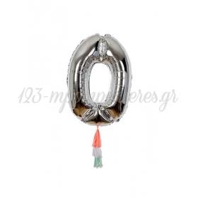 Μεταλλικό Μπαλόνι Νο0 - ΚΩΔ:154549-JP