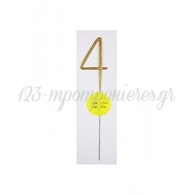 Σπινθηροβόλο Κερί 4 - ΚΩΔ:156106-JP