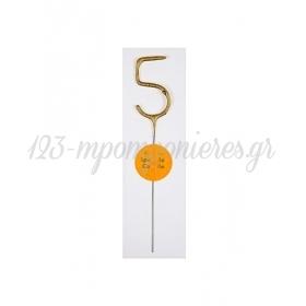 Σπινθηροβόλο Κερί 5 - ΚΩΔ:156115-JP