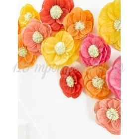 Διακοσμητικά Λουλούδια - ΚΩΔ:DDGDN-POPPY-POS-JP