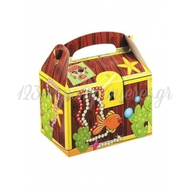 Party box με θέμα πειρατής - ΚΩΔ:1-GS-106-JP
