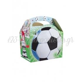 Party box με θέμα τo ποδόσφαιρο - ΚΩΔ:1-GS-108-JP