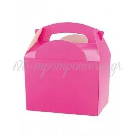 Party box σε φούξια χρώμα - ΚΩΔ:1-GS-114-JP
