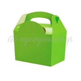 ΚΟΥΤΙ PARTY BOX  ΣΕ ΧΡΩΜΑ ΛΑΙΜ- ΚΩΔ:1-GS-117-JP