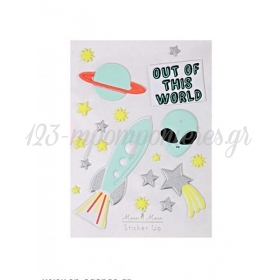 Out of This World Αυτοκόλλητα - ΚΩΔ:61-0043-JP