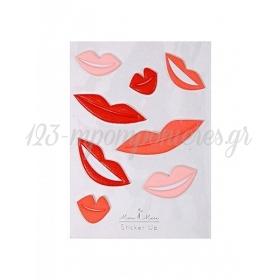 Lips Αυτοκόλλητα - ΚΩΔ:146449-JP