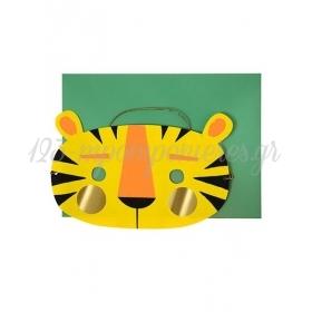 Tiger Mask Ευχετήρια Κάρτα - ΚΩΔ:145765-JP