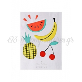 Fruit Αυτοκόλλητα - ΚΩΔ:146530-JP