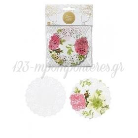 Διακοσμητικά Χαρτάκια Blossom Brogues - ΚΩΔ:BLOS-DOILY-JP