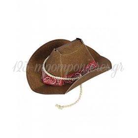 Καπέλο Cowboy - ΚΩΔ:105769-JP