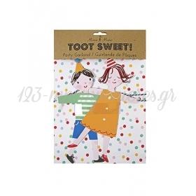 Γιρλάντα Toot Sweet - ΚΩΔ:114166-JP