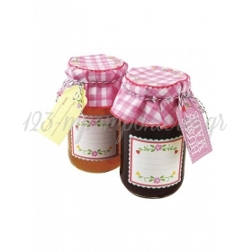 Jar label kit - ΚΩΔ:45-0614-JP