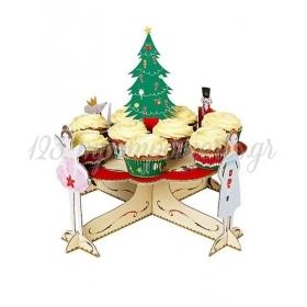 Cake stand Καρυοθραύστης - ΚΩΔ:45-0997-JP
