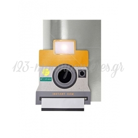 Camera Light Up Card - ΚΩΔ:132310-JP