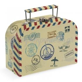 Κουτι Βαλιτσακι Για Προκλητηριο Ταξιδια - ΚΩΔ:81455-Pr