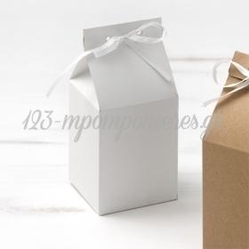 ΟΙΚΟΛΟΓΙΚΟ MILKBOX ΛΕΥΚΟ - ΚΩΔ:81483-PR