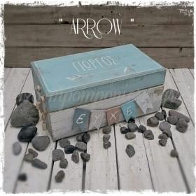 ΚΟΥΤΙ ΕΥΧΩΝ ΒΟΗΟ ΒΕΛΟΣ- ΚΩΔ: ARROW-BOX-BM