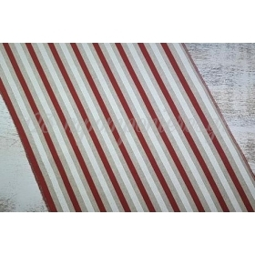 ΡΑΝΕΡ ΡΙΓΕ - ΚΟΚΚΙΝΟ - ΜΠΕΖ - 20x1.5m - ΚΩΔ:498259-20-150CM-NT
