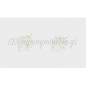 ΞΥΛΙΝΟΣ ΛΕΥΚΟΣ ΜΟΝΟΚΕΡΟΣ ΜΙΚΡΟΣ 3cm - ΚΩΔ:619046