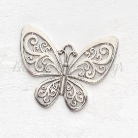 Μεταλλικη Κρεμαστη Διακοσμητικη Πεταλουδα - ΚΩΔ:3451-Pr