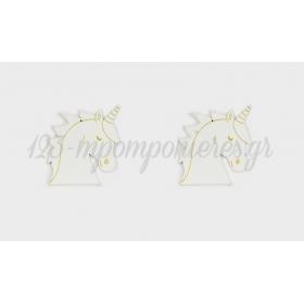 ΞΥΛΙΝΟΣ ΛΕΥΚΟΣ ΜΟΝΟΚΕΡΟΣ ΜΕΣΑΙΟΣ 8cm - ΚΩΔ:619047