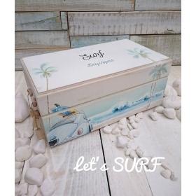ΞΥΛΙΝΟ ΚΟΥΤΙ ΕΥΧΩΝ ΜΕ SURF - ΚΩΔ:SURF-BM