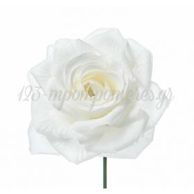 ΤΡΙΑΝΤΑΦΥΛΛΟ DIAMOND ΛΕΥΚΟ - ΚΩΔ: A15637-WHITE-RA