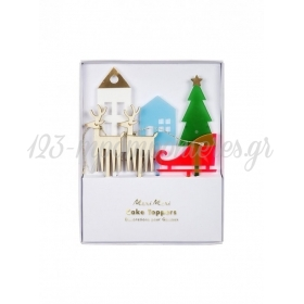 Διακοσμητικά Χριστουγεννιάτικα Sticks - ΚΩΔ:179326-JP
