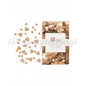 Κομφετί διακοσμητικές Mini καρδούλες - ΚΩΔ:PPRG-SCATTER-JP