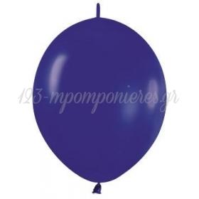 FASHION SOLID ROYAL BLUE ΜΠΑΛΟΝΙΑ ΓΙΑ ΓΙΡΛΑΝΤΑ 6΄΄ (15cm)  – ΚΩΔ.:13506041L-BB