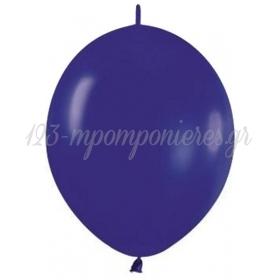 FASHION SOLID ROYAL BLUE ΜΠΑΛΟΝΙΑ ΓΙΑ ΓΙΡΛΑΝΤΑ 12΄΄ (30cm)  – ΚΩΔ.:13512041L-BB